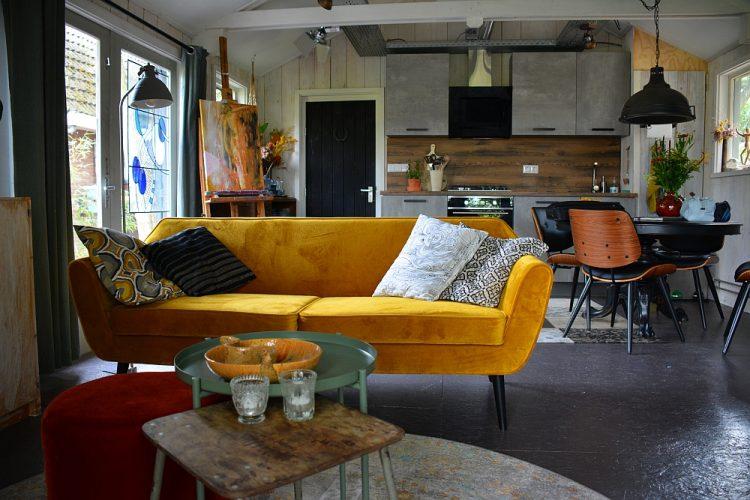 studio 't Atelier Olling Art Inn Barsingerhorst ambassadeur van het Hoord-Hollandpad