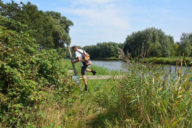 wandelen Kanaal Alkmaar-Kolhorn