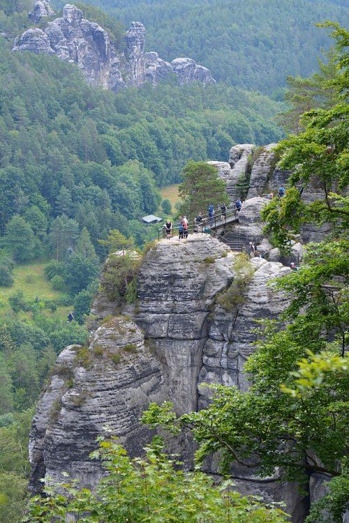 wandelen in Duitsland de Malerweg