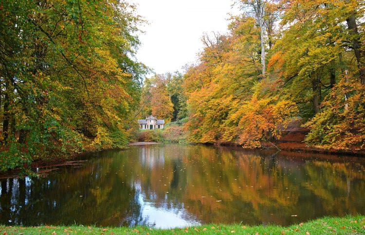 wandelen bij Arnhem en landhuis Zypendaal