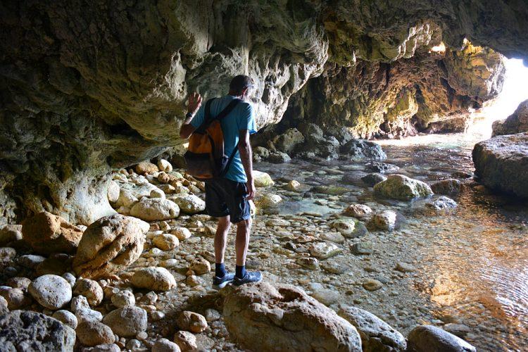 Grotta del Diavolo Zuid-Italië