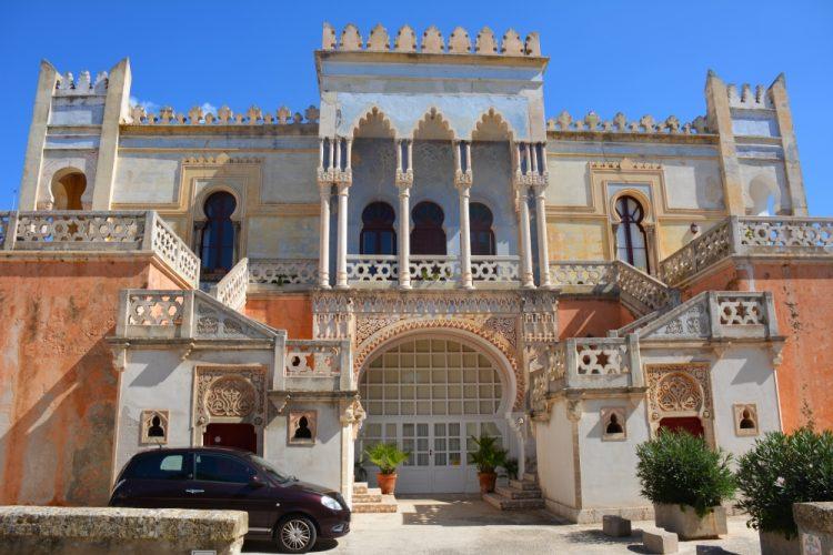 Palazzo Sticchi Santa Cesarea Terme Puglia