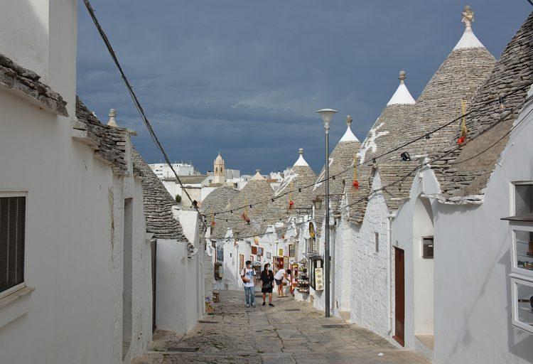 Trulli Aia Piccola Alberobello