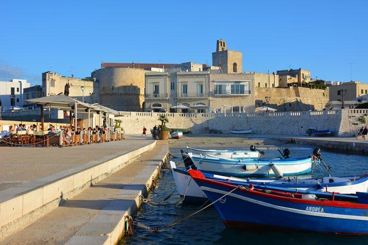 haven van Otranto Puglia
