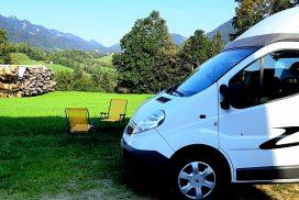 Mooiste camperroutes in Europa