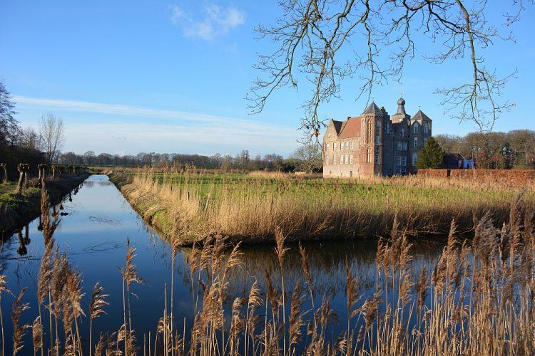 kasteel Croy bij Helmond