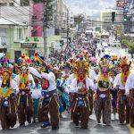 Inti Raymi zonneritueel rond Otavalo