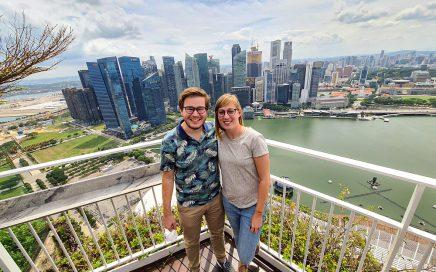 Karin & Willem wonen en werken in Singapore
