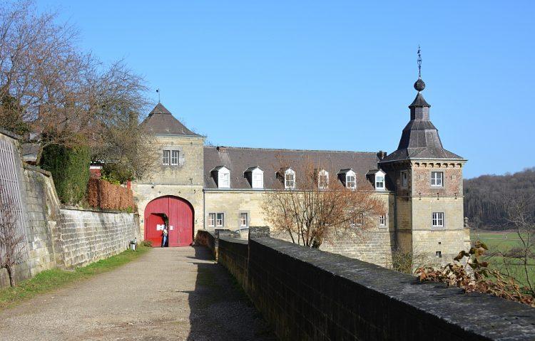Kasteel Neercanne of Château Neercanne