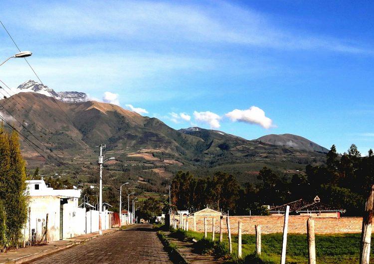 Ons bakstenen huis in Ecuador