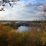 zicht op Rhenen vanaf Grebbeberg