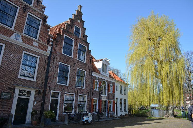 camperroute noorden van Nederland Kaasmarkt Edam Noord-Holland