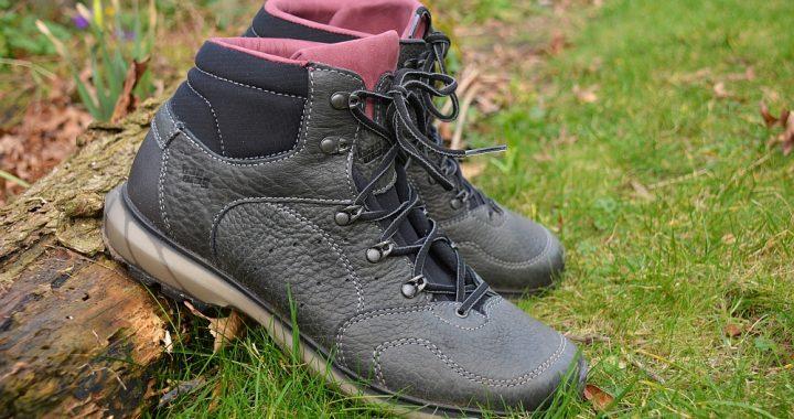 Hanwag wandelschoenen voor dames review