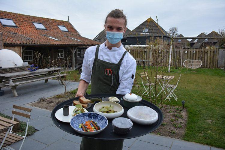 Inroom Dining Op Oost Texel