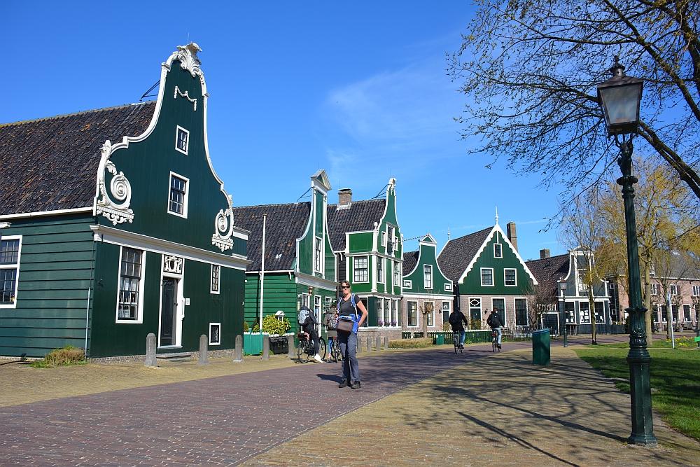 Zaanse Schans oudste Albert Heijn winkel