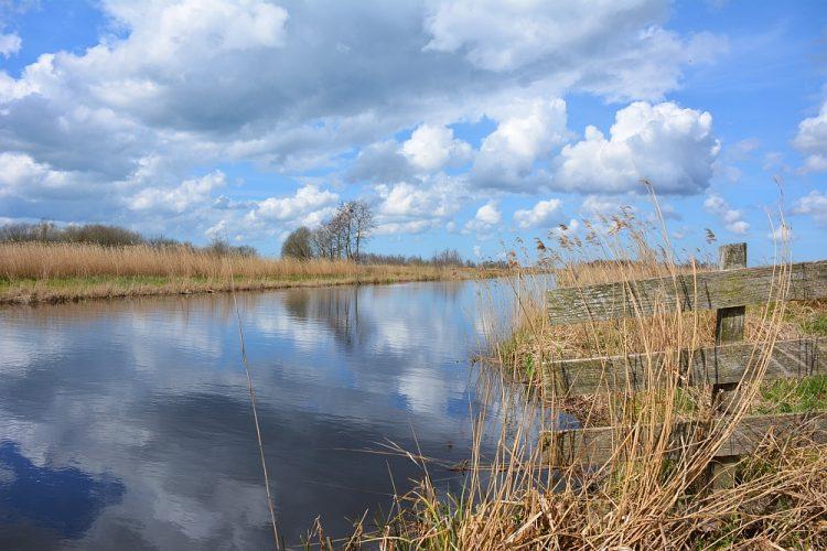 camperroute noorden van Nederland Nationaal Park de Alde Feanen