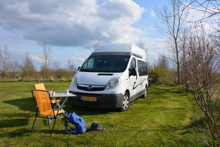 mini camping en camperplaats De Kan Hoeve Friesland