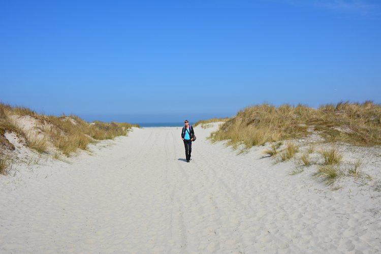 wandelen op Schiermonnikoog Myfootprints