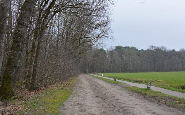 wandelen rond Rijen Brabant