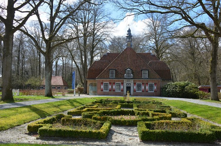 informatiecentrum Landgoed De Slotplaats Bakkeveen