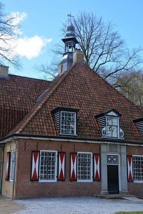 koetshuis Landgoed de Slotplaats Bakkeveen
