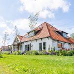 Op Oost Suites Restaurant Tuin Texel GastroFarm Farm