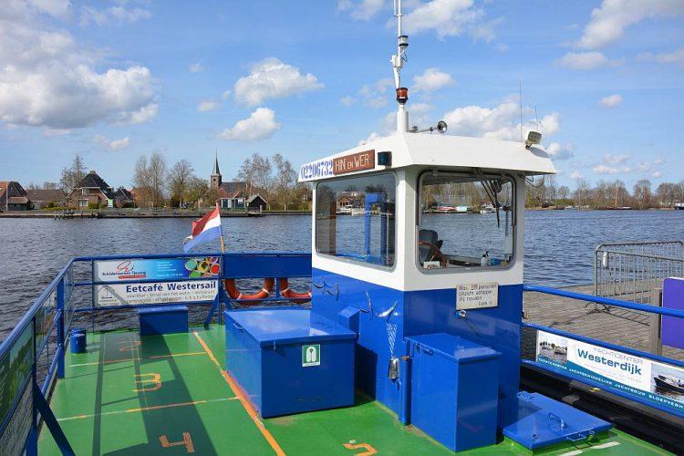 Pontje Alde Feanen Friesland