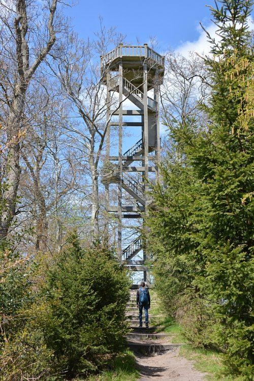 Uitkijktoren Belvedère