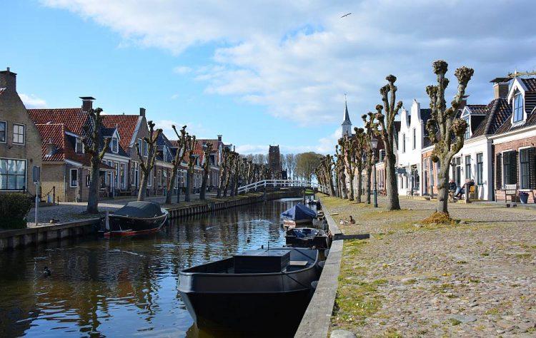 centrum Sloten rondje Friesland