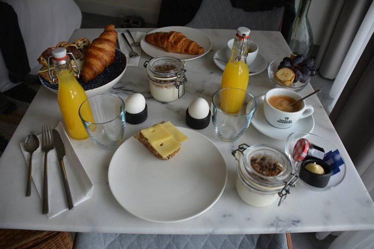 ontbijt Boutique Hotel Op Oost Texel