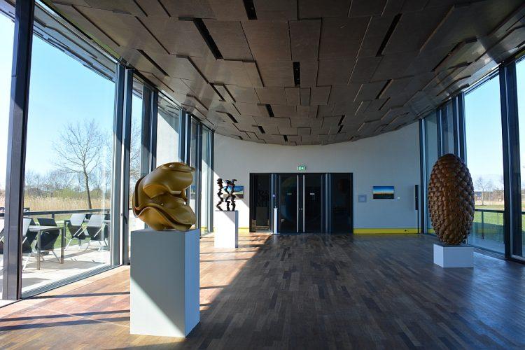 museumcafé van Museum Bélvedère Oranjewoud