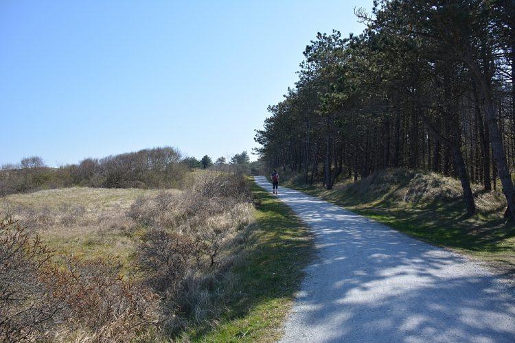 wandelen op Schiermonnikoog