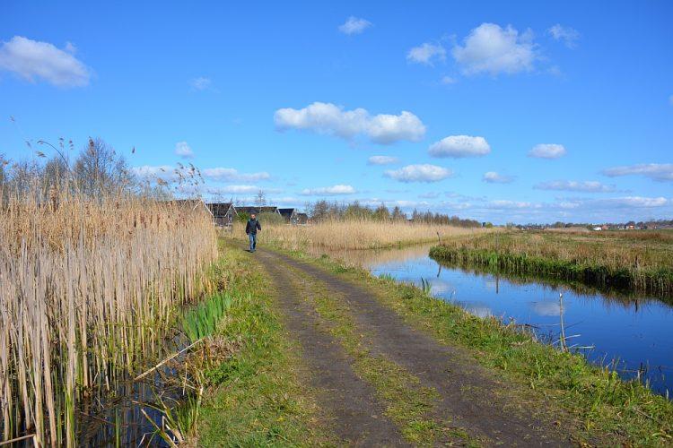 wandelroute Oranjewoud Heerenveen