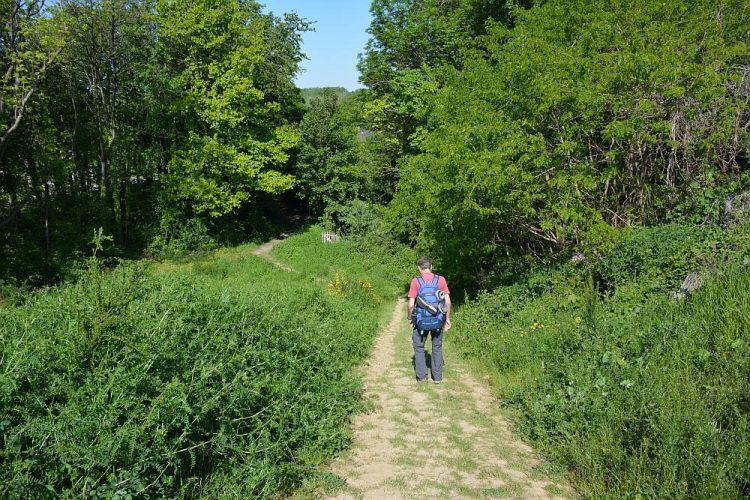 Dutch Mountain Trail etappe 1