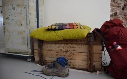 Overnachten langs de Dutch Mountain Trail Bed & Breakfast The Project