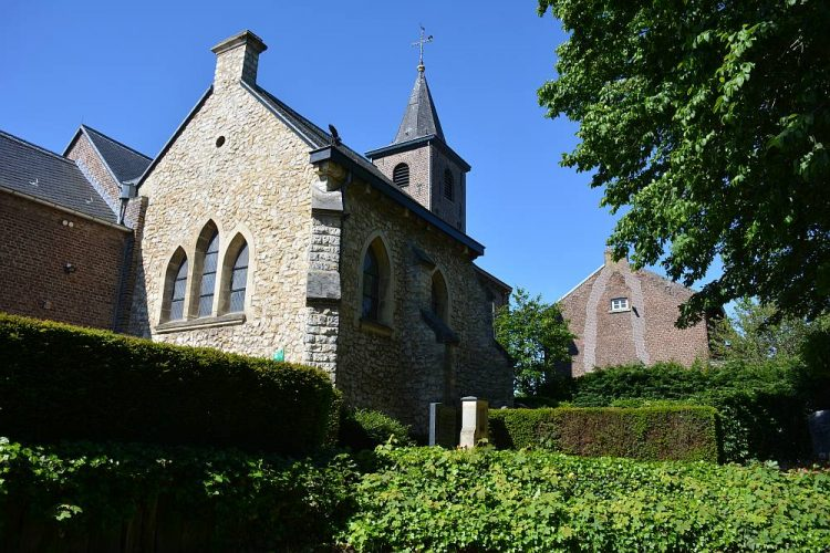 kerkje van Wahlwiller Zuid-Limburg