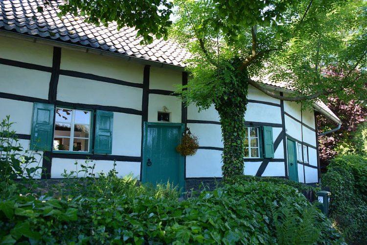 vakwerkhuis bij Vijlen
