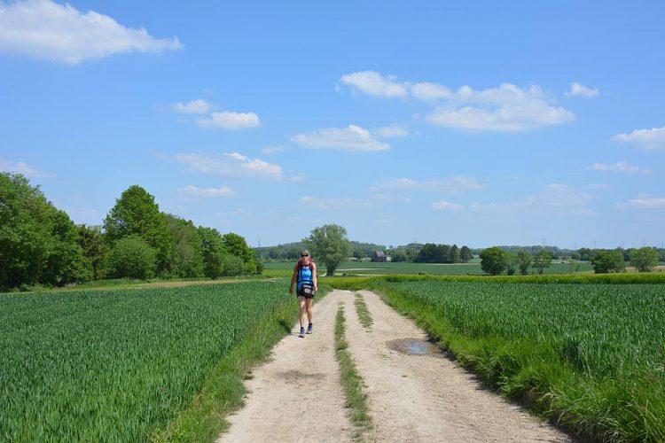 wandelen door Duitsland op Dutch Mountain Trail