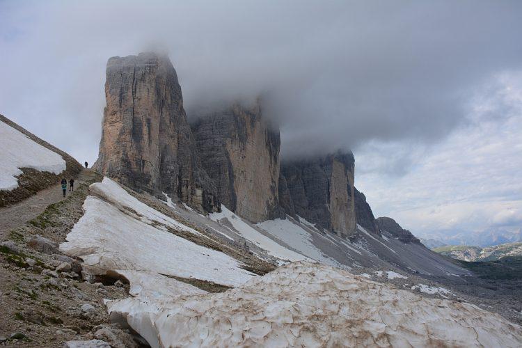 Roadtrip Noord Italië Drei Zinnen Tres Cime Dolomieten