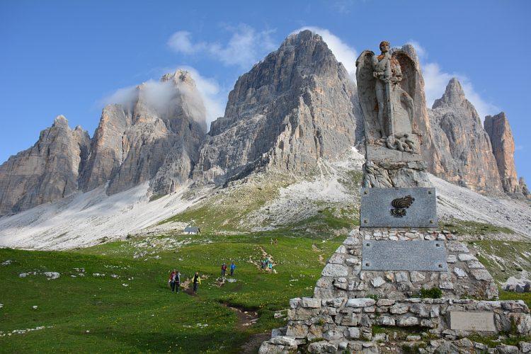 Roadtrip Noord Italië wandeling Drei Zinnen Dolomieten