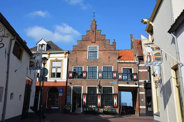 centrum en bakkerijmuseum Hattem op de Veluwe