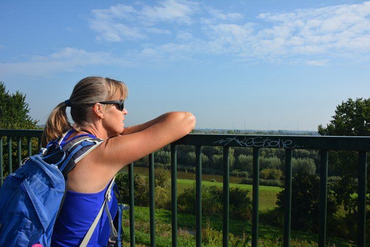 uitkijktoren De Gorzen Eiland IJsselmonde
